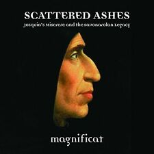 Scattered Ashes, Magnificat, Philip Cave CD | 0691062051729 | New
