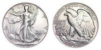 1946-S Walking Liberty Half Dollar Brilliant Uncirculated - BU