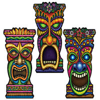 Tiki Cutouts (Pack of 24)