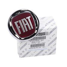 Original Fiat Emblem Vorne Fiat Punto Evo Fiat Nuova Punto OE 735578440