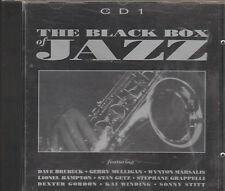 The Black Box of Jazz-CD 1. CD di 2002