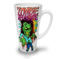 Zombie Apocalypse Horror NEW White Tea Coffee Latte Mug 12 17 oz | Wellcoda