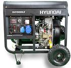 HYUNDAI Diesel NOT-STROMAGGREGAT STROMERZEUGER 6,5KW DHY8500LEK 230 V