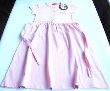 Kleid Gr.128 134 140 Traumpferde NEU 100% Baumwolle rosa kinder sommer