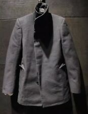 Carol Christian Poell High Neck Caban Jacket Size 48 M
