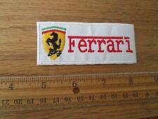 OEM Ferrari Jacket Badge Emblem Patch 328 348 355 360 430 458 308 599 612 488 TR