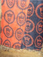 NWD Haunted Heraldry 2 kitchen towel Hallowwen skull set pair Halloween decor