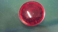 "NOS Vintage Cat Eye Red Reflector RR-150 Schwinn Stingray Krate 1.50"""