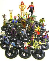 Heroclix Superman & the Legion of Super-Heroes-set completo Commons + uncommons