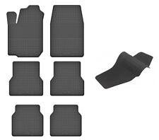 3 Reihen Gummimatten Fußmatten mit Tunnel OPEL ZAFIRA B (Bj. 05-11) -7-teile Set