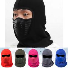 Winter Warm Ninja Balaclava Windproof Thermal Hat Snow Cover Mask Face Equipment