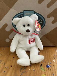 ty beanie babies maple the bear