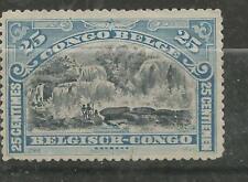 BELGIAN CONGO  - CONGO BELGE - COB 57  WITHOUT GUM - SANS GOMME