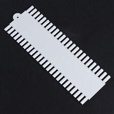 White False Nail tips Art Display Practice Wheel Board Nail Art Manicure Tools