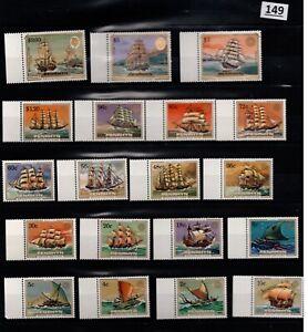 /// PENRHYN - MNH - SHIPS - TRANSPORT - EMBLEMS - 1984