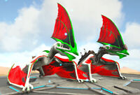 Ark Survival Evolved Xbox One PvE x2 Xmas Color Mutated Tapejara Fert Eggs