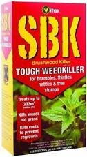 Vitax 500ml SBK Brushwood Tough Weed Brambles Thistles & Tree Stump Killer