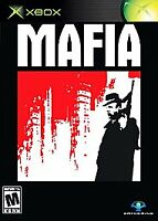 MAFIA XBOX GAME DISC ONLY XBOX MICROSOFT