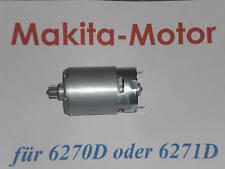 ORIGINAL  -  MAKITA  -  MOTOR  für  6270D oder 6271D - 12V   Makita Nr. 629817-8