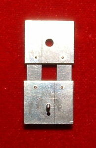 Suspension Spring For Hermle and Kieninger Grandfather Clock Pendulum Movements