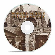 WWI Images Collection, 5,000 Pics on 1 CD, The Great War thru images on CD