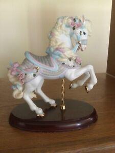 Lenox SweetHeart Carousel Horse