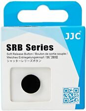 JJC Srb-c11s Silver Metal Concave Surface Soft Release Button Finger Touch for F