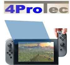 2x Nintendo Switch Entspiegelungsfolie Bildschirmschutzfolie Display Schutz Glas