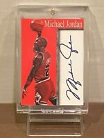 MICHAEL JORDAN CARD - TOUGH TO FIND COLLECTORS CARD - WELL KEPT & MINT CONDITION
