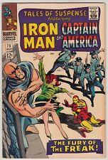 Tales Of Suspense #75, Marvel Comics 1966, Fn+/Vf- Cond, 1St Agent 13 & Batroc