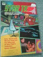 Star Trek Vintage Sticker Album-Whitman