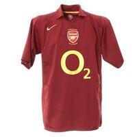 FC Arsenal Masterclass 2006 Nike Football Jersey Shirt Fußball Trikot-M
