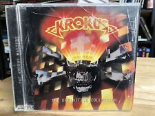 Krokus CD Headhunter 1983 Arista Records