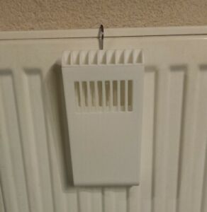 2 x  Luftbefeuchter für Heizung Heizkörper Verdampfer Verdunster Wasserverdunste