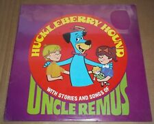 HUCKLEBERRY HOUND with Stories and Songs of UNCLE REMUS  Columbia P 13829 SEALED