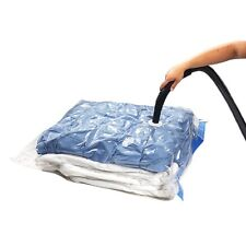 Medium 70x100cm Vacuum Compressed Storage Vac Space Saving Bag Duvet Saver