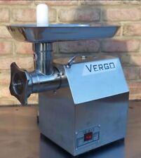 Commercial Butchers Meat Grinder Mincer 150 Kg/hr production