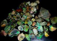 Natural 100 crt Jumbo Ethipion Opal Welo Rough Lot Wholesale Rough