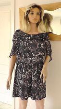 GUESS Damen Kleid s 36 Polyester mehrfarbig