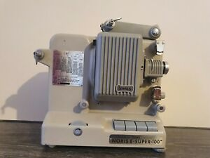 VINTAGE PLANK NORIS 8-SUPER-100 CINEMA PROJECTOR