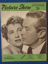 Picture Show Magazine - 23/2/1952 - Joan Fontaine & Ray Milland Cover