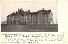 MOORHEAD, MN Minnesota    NORMAL SCHOOL   Clay County   1907 UDB Postcard