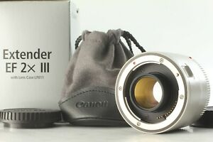 [Top MINT in BOX & Case] Canon EF Extender 2x III Teleconverter Lens from JAPAN