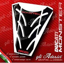 Paraserbatoio Resinato Sticker 3D DUCATI MONSTER 696 796 1100 mod. P2