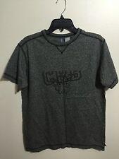 Mens Canyon River Blues Gray Shirt Size M