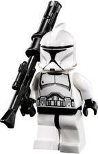 LEGO STAR WARS CLONE TROOPER FIGURE - BESTPRICE  +GIFT - 75015,75023 - 2013  NEW