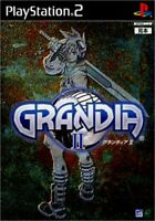 USED PS2 PlayStation 2 Grandia II 03544 JAPAN IMPORT