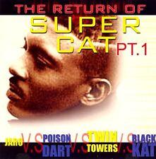 4 Sound Clash Return Of Super Cat! DJ/Toasting Clash ragga Sound System Pt1