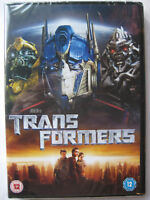 Transformers & Transformers - Revenge Of The Fallen (2 x DVDs, 2009) NEW SEALED