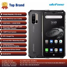 "Ulefone Armor 7E 6.3"" IP68 Rugged Waterproof Mobile Phone Helio P90 Octa Core 4G"